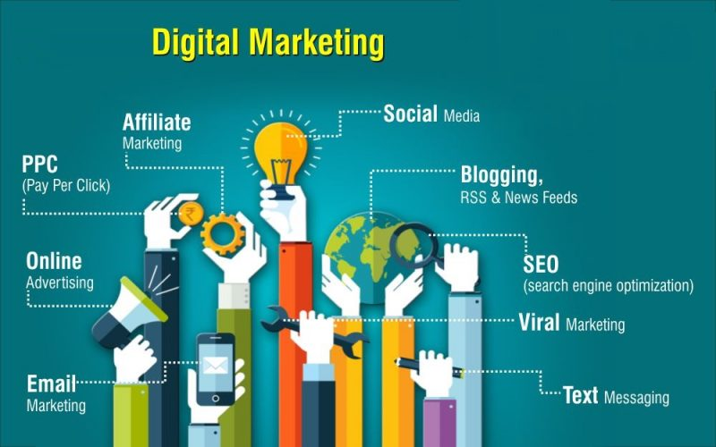 Digital Marketing and Blogging to Generate Affiliate Commissions In Sydney Australia