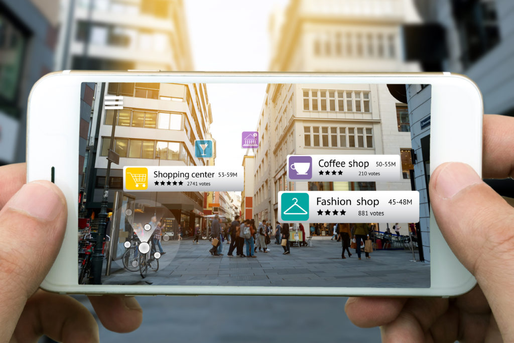 How augmented reality can be used in eCommerce