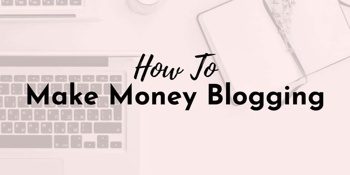 How to make cash together with your weblog