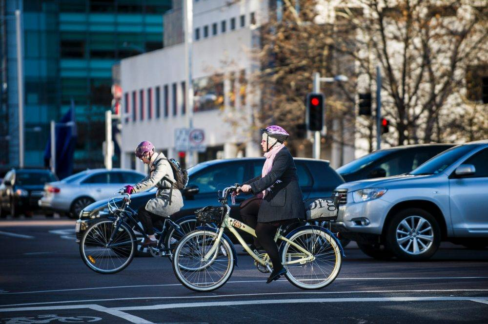Is cycling popular in Australia